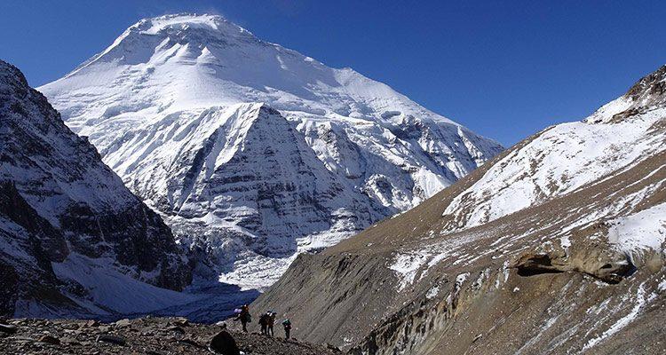 dhaulagiri base camp trekking in nepal