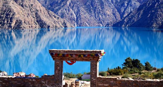 phoksundo lake trek 2021