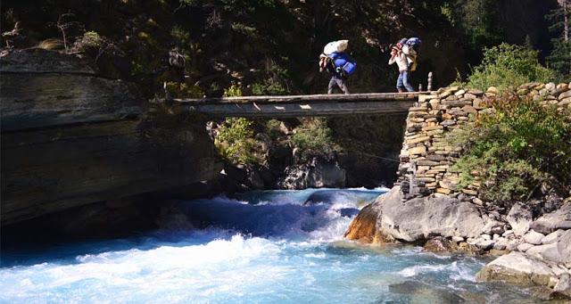 shey phoksundo lake trekking 2021